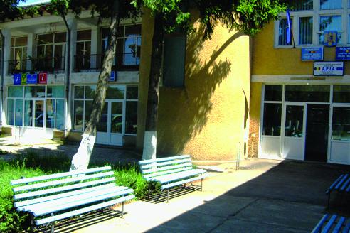 Sediul Primariei Comunei Moldoveni